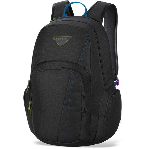 Dakine Finley Black Ripstop 25L 15-inch Laptop Backpack