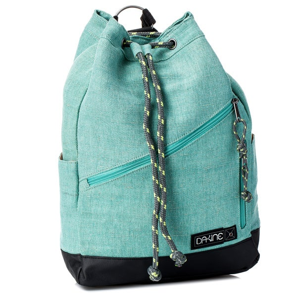 Dakine Cedar Mint 13L Drawstring Backpack