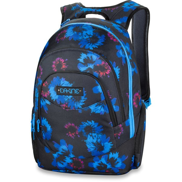 Dakine Prom Blue Flowers 25L 14-inch Laptop Backpack