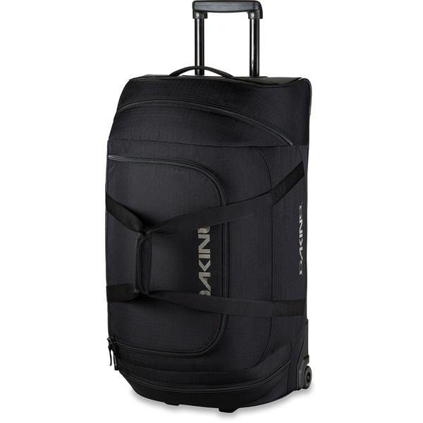Dakine Black 28-inch 58L Rolling Duffel Bag