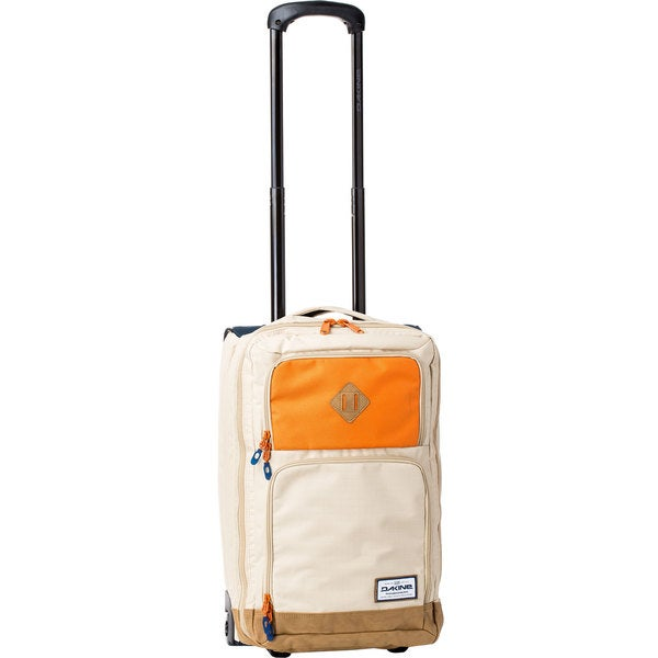 Dakine Voyager Dune 21-inch 36L Carry On Rolling Upright Suitcase