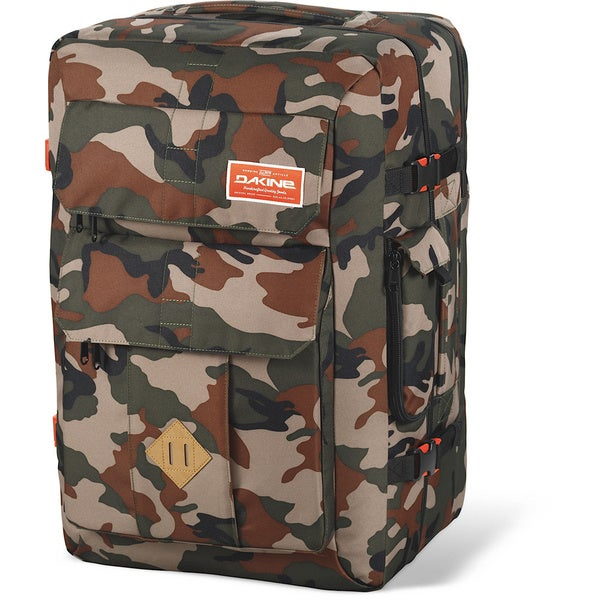 Dakine Departure Camo 55L Stowable 17-inch Laptop Backpack