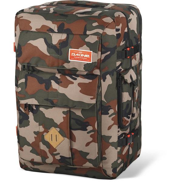 Dakine Departure Camo 55L Stowable 17-inch Laptop Backpack