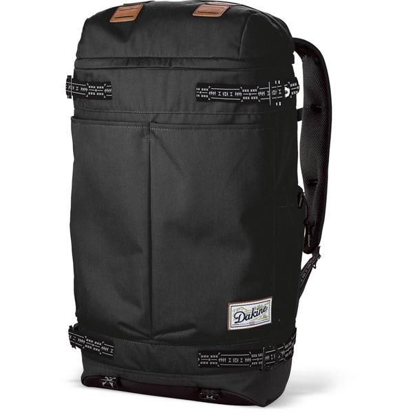 Dakine Vagabond Black 38L 17-inch Laptop Backpack