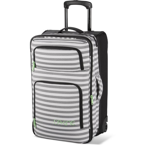 Dakine Over Under Regatta Stripes 22-inch 49L Rolling Carry On Upright Suitcase