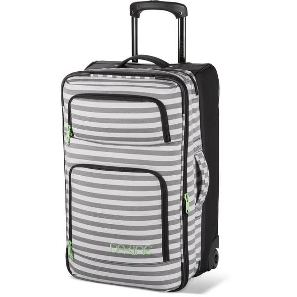 Dakine Over Under Regatta Stripes 22-inch 49L Rolling Carry On Upright Suitcase