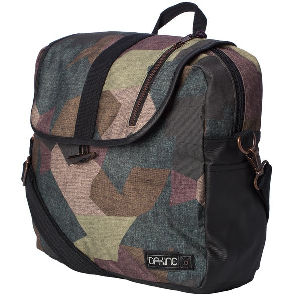Dakine Maple Patchwork Camo 16L 14-inch Travel Tote Bag