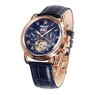 Ingersoll Mens Ellsworth Fine Automatic Timepiece