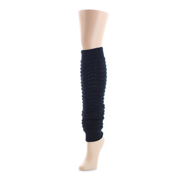 Memoi Women's Ocean Waves Legwarmer
