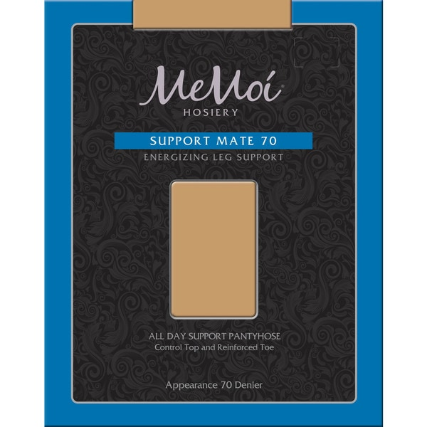 Memoi Women's Support Mate 70 Denier