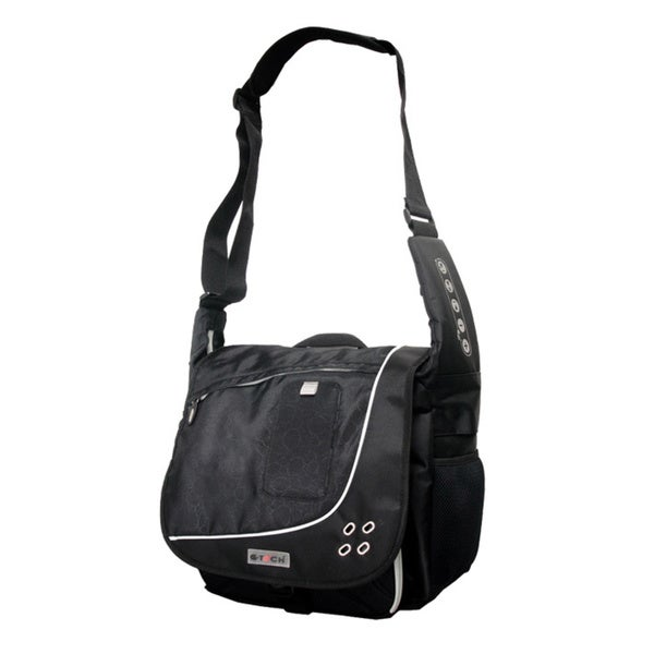 Goodhope iPod/ MP3 Speaker Messenger Bag