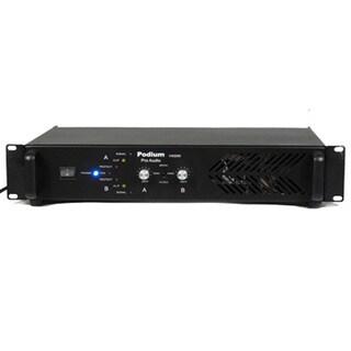 Podium Pro Audio VX2000 DJ PA Band or Karaoke 2000 Watt Pro Audio Amplifier