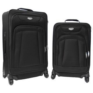 Milano 2-piece Spinner Luggage Set