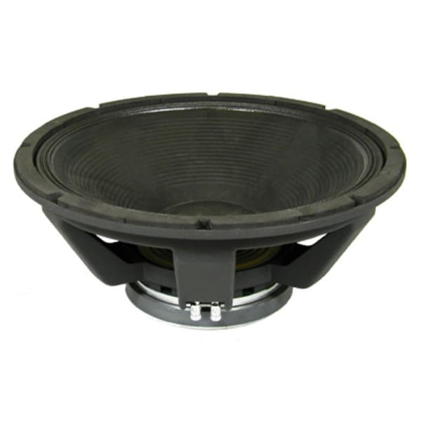 Podium Pro PP184-8 Low Frequency 18-inch Pro Audio DJ PA Karaoke Band 1200 Watt Replacement Subwoofer Speaker