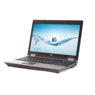 HP ProBook 6450B 14-inch display 2.4GHz Intel Core i5 CPU 4GB RAM 320GB HDD Windows 7 Laptop (Refurbished)