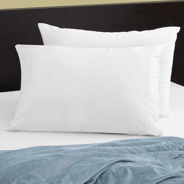 PureCare FRIO Polyester Pillow Protector Standard Size (As Is Item)