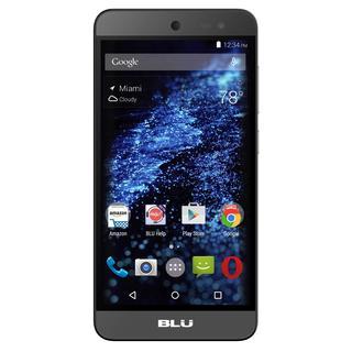 BLU Life X8 L010Q 8GB Unlocked GSM Dual-SIM Octa-Core Android Certified Refurbished Cell Phone