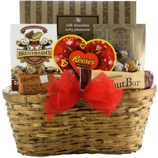 Great Arrivals Nuts About You Valentine's Day Gift Basket