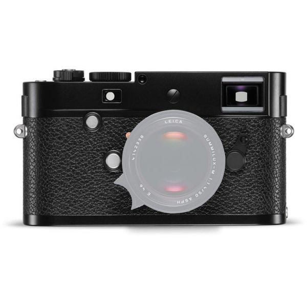 Leica M-P (Typ 240) Digital Rangefinder Camera (Black)