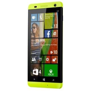 BLU Win HD W510L 8GB Unlocked GSM Windows 8.1 Quad-Core HSPA+ Cell Phone - Yellow (Refurbished)