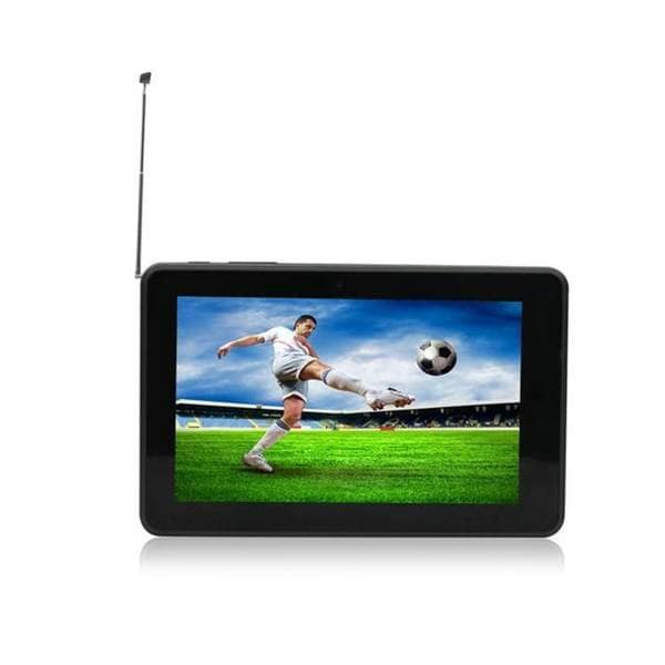 iView SupraPad 780-TPC 8GB 1.5GHz Dual-core Android 4.2 7-inch Black Tablet PC