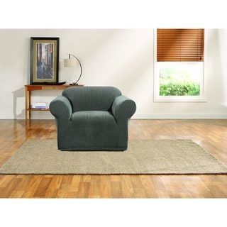 Sure Fit Stretch Ribbon Stripe Chair Slipcover
