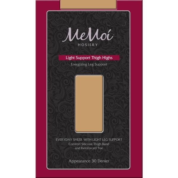 Memoi Women's Light Support Thigh High