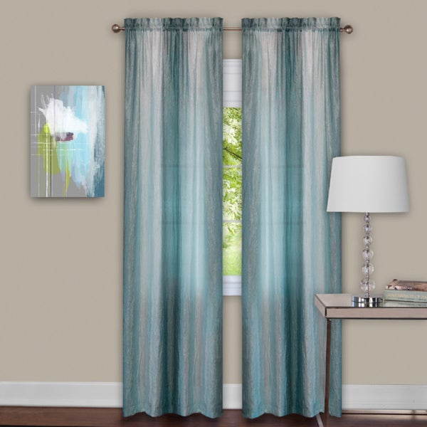 Sombre Curtain Panel Pair