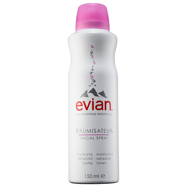 Evian Mineral Water 5-ounce Facial Spray