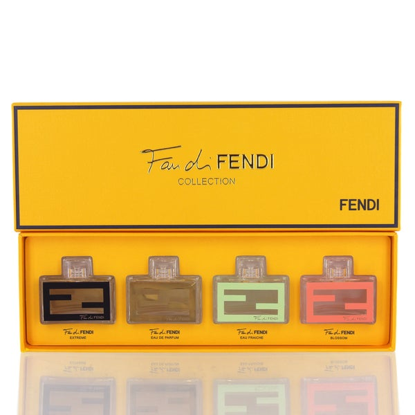 Fendi Mini 4-piece Fragrance Gift Set