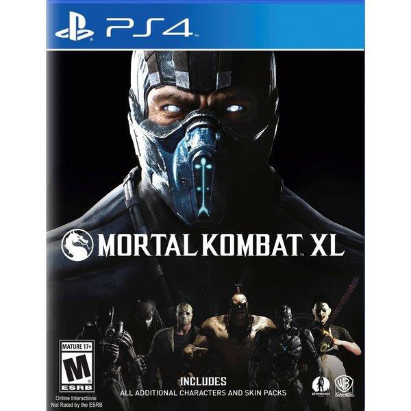 MORTAL KOMBAT XL PS4 17196463