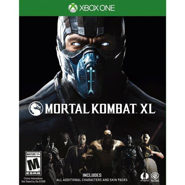 Xbox One - Mortal Kombat XL 17196465