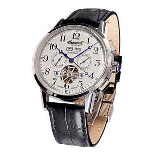 Ingersoll Mens Caldwell Fine Automatic Timepiece
