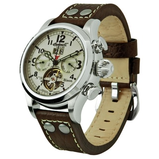Ingersoll Mens Bison No. 18 Fine Automatic Timepiece