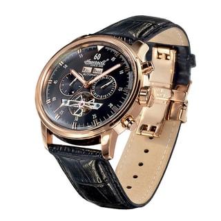 Ingersoll Mens Oakies Fine Automatic Timepiece
