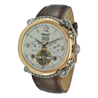 Ingersoll Mens Cimarron Fine Automatic Timepiece