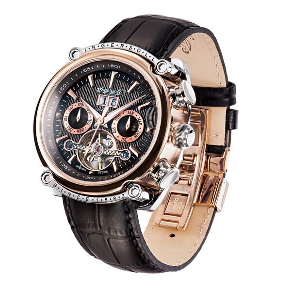 Ingersoll Mens Las Vegas Fine Automatic Timepiece