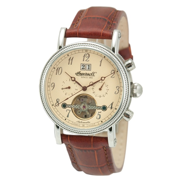 Ingersoll Mens Richmond Fine Automatic Timepiece