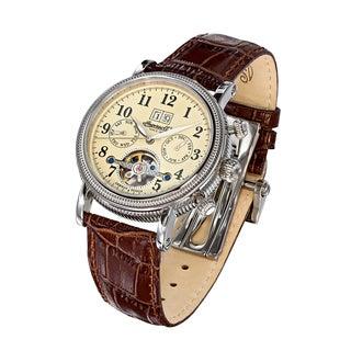 Ingersoll Mens Tecumseh Fine Automatic Timepiece
