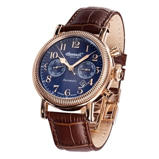 Ingersoll Mens Butterfield Fine Automatic Timepiece