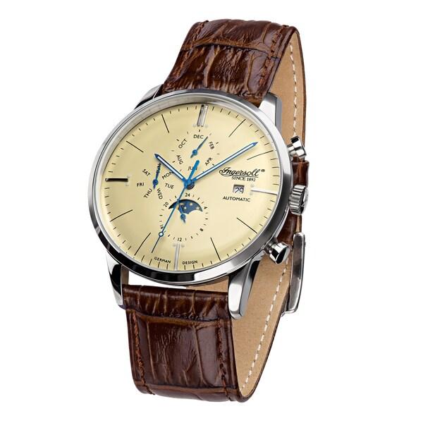 Ingersoll Mens Auroa Fine Automatic Timepiece