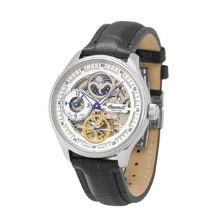 Ingersoll Mens Boonville Fine Automatic Timepiece