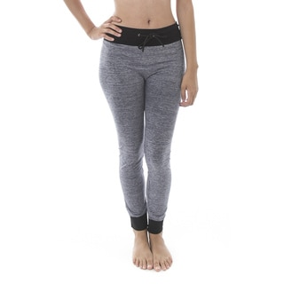 Soho Apparel Women's Seamless Jogger Sweatpants