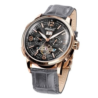 Ingersoll Mens Connecticut Fine Automatic Timepiece