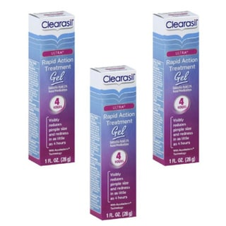 Clearasil Ultra Rapid Action Vanishing Acne Treatment 1-ounce Gel