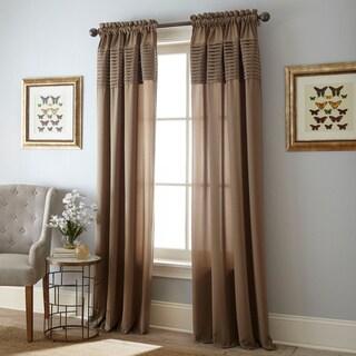 Landford Rod Pocket Curtain Panel