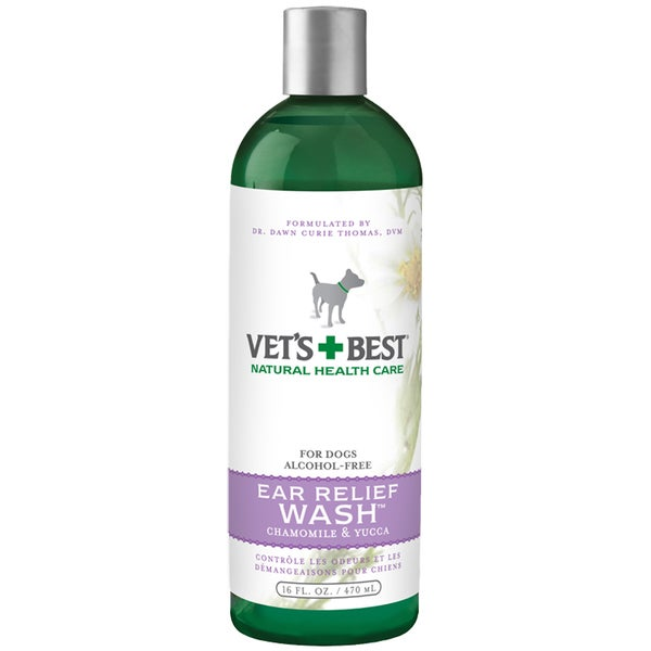 Vet's Best Ear Relief Wash