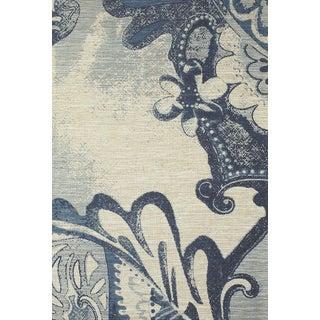 Feizy Verapaz Blue Hand-woven Rug (8' x 11' )