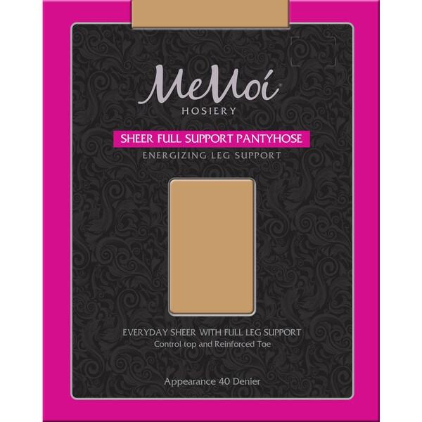Memoi Women's Sheer Full Support 17197946