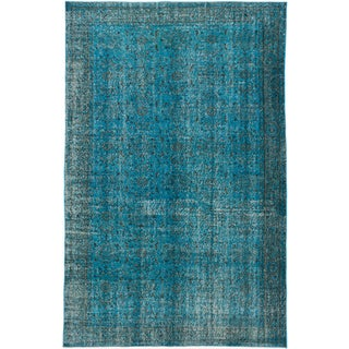 ecarpetgallery Color Transition Green Wool Rug (6'4 x 9'11)